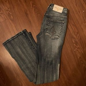 Baby Phat size 3 bootcut jeans